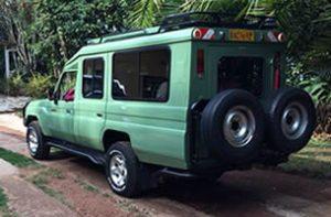 Rwanda Car Rental Fleet - Go Self Drive Rwanda