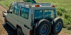 Rwanda Car Rental Fleet