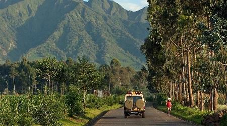 Rwanda Car rental & driver guide