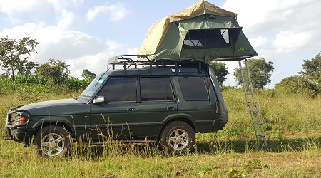 6 tips for your self drive safari in Rwanda