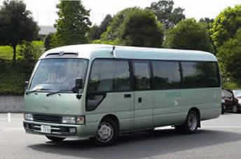 Safari Minibus $70 per day
