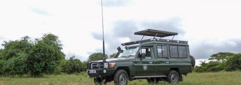 Self Drive Car rental in Rwanda